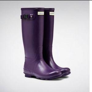 Hunter Iris Field Huntress Boots NIB